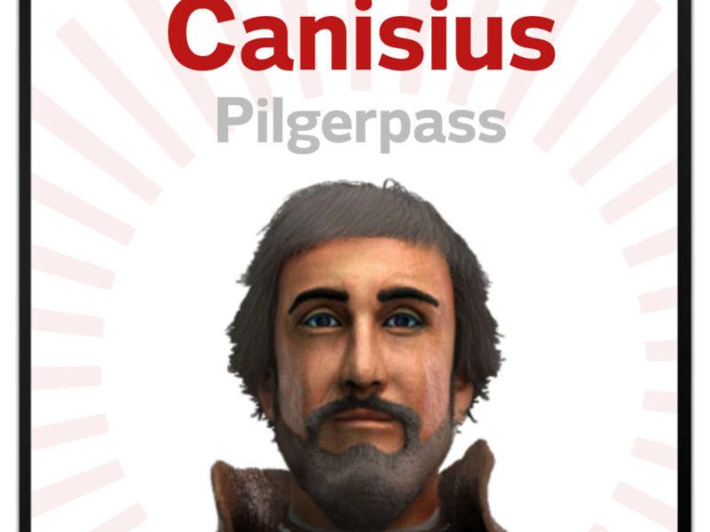Canisius Pilgerpass Jesuiten